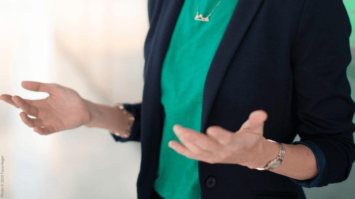 Sales training advice from Bozeman business coach Hannah Bratterud