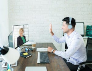 Multiplier Sale on a one-on-one virtual coaching call