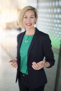 Headshot of Bozeman Sales Coach Hannah Bratterud